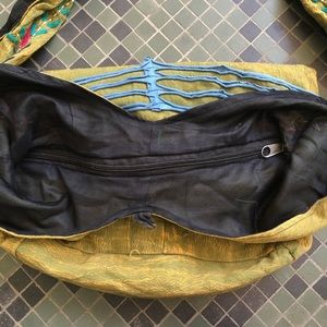 Bags - Boho Hippie Hobo Crossbody Bag from Nepal